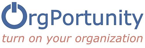OrgPortunity – Organization & Opportunity Logo